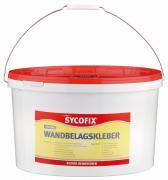 SYCOFIX Spezial-Wandbelagskleber Dispersionskleber 4 kg gebrauchsfertig für innen und außen wasserfest