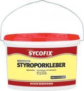 SYCOFIX Styroporkleber Dispersionskleber wiederablösbar 4 kg gebrauchsfertig lösungsmittelfrei