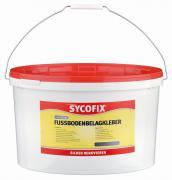 SYCOFIX Universal Fußbodenbelagkleber Dispersionskleber 6 kg geruchsneutral lösungsmittelfrei