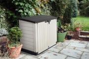 Tepro Mülltonnenbox Gartenbox Gartenschuppen Aufbewahrungsbox Store it out