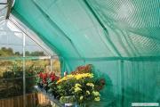 Tepro Schattennetzset für Gewächshaus