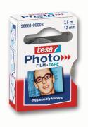 tesa Ersatzrolle doppelseitiges Klebeband für tesa Photo Handabroller 7,5 m x 12 mm