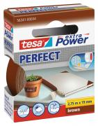 tesa Gewebeband extra Power Perfect braun 2,75m x 19mm