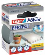 tesa Gewebeband extra Power Perfect grau 2,75m x 38mm