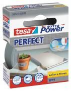 tesa Gewebeband extra Power Perfect grau 2,75m x 19mm
