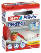 tesa Gewebeband extra Power Perfect rot 2,75m x 19mm