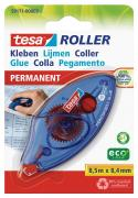 tesa Kleberoller dauerhaftes Kleben Einwegroller 8,5m x 8,4mm