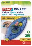 tesa Kleberoller wieder ablösbares Klebeband Einweg 8,5m x 8,4mm
