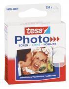 tesa Photo Ecken selbstklebend transparent Packung mit 250 Stück Foto