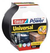 tesa Reparaturband extra Power Universal wasserfest schwarz 10m x 50mm