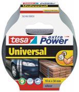 tesa Reparaturband extra Power Universal wasserfest grau 10m x 50mm