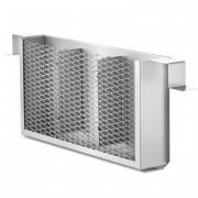 THÜROS Kohleschacht für Seitenhitze für T4 und Thüros II Grillfläche 40x60 cm