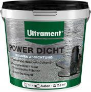 Ultrament Power Dicht Gebrauchsfertig flexibel Bitumen 1 l lösemittelfrei