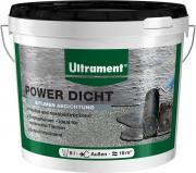 Ultrament Power Dicht Gebrauchsfertig flexibel Bitumen 8 l lösemittelfrei