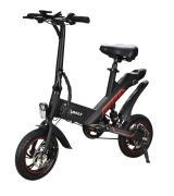 VMAX Easy Elektro-Scooter KickScooter E-scooter T30 Salvador Pedalí Schwarz 19 kg