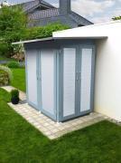 Weka Garten [Q] Kompakt, grau 200 x 125 cm