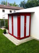 Weka Garten [Q] Kompakt, rot 200 x 125 cm