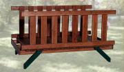 Weka Verbindungsbrücke für Spielturm 160 x 100 cm