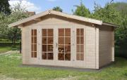 Weka Weekendhaus 137 Gr.1, V60 380 x 300 cm