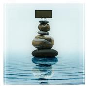 WENKO Badwaage Meditation, LCD-Display