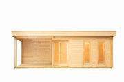 Wolff Finnhaus Saunahaus de luxe Yurika 70 720 x 320