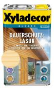 Xyladecor Dauerschutzlasur Farblos 2,5 L