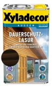 Xyladecor Dauerschutzlasur Palisander 4 L