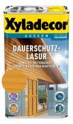 Xyladecor Dauerschutzlasur Wetterschutz-Farbe Eiche-Hell 2,5 L