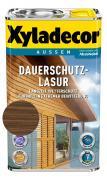 Xyladecor Dauerschutzlasur Wetterschutz-Farbe Nussbaum 2,5 L