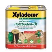 Xyladecor Holzboden-Öl sprühbar natur 2,5 L