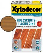 Xyladecor Holzschutzlasur 2in1 Eiche 5 L