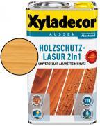 Xyladecor Holzschutzlasur 2in1 Kiefer 2,5 L