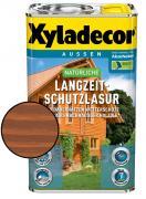 XYLADECOR Natürliche Langzeit-Schutzlasur Teak 2,5 l