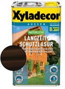 XYLADECOR Natürliche Langzeit-Schutzlasur Palisander 4 l