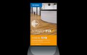 ZIRO Dr. Schutz Scratch Fix PU-Repairset Zur Sanierung von Design-Vinylboden